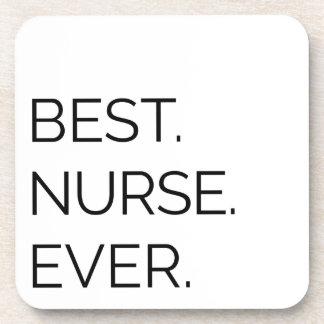 Am besten. Krankenschwester. Überhaupt Getränkeuntersetzer
