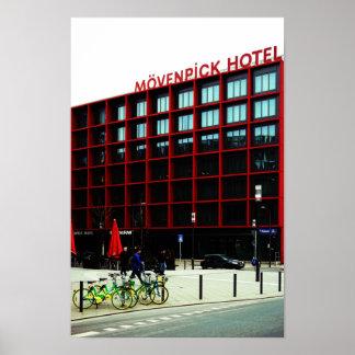 Am Mövenpick Hotel Poster