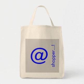 Am Symbol Einkaufstasche