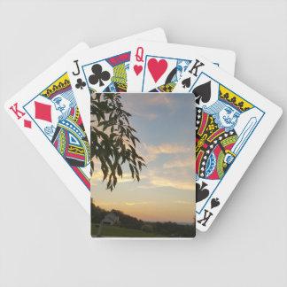 Am Tagesende Bicycle Spielkarten