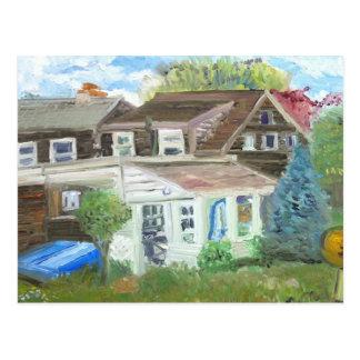 Amagansett Sommer-Haus Postkarte