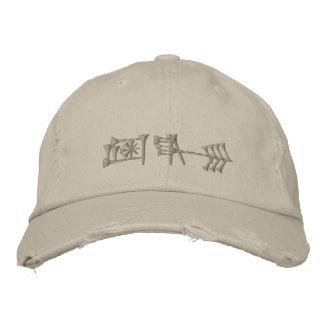 Amagi (Freiheit) stickte Hut