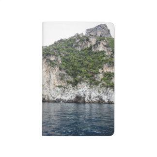 Amalfi-Küsten-Zeitschrift Taschennotizbuch