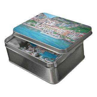 Amalfi - Puzzlespiel Puzzle