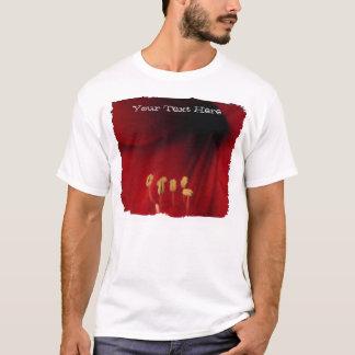 Amaryllis-Nahaufnahme T-Shirt