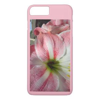 Amaryllis-schöne Blumenblüte iPhone 8 Plus/7 Plus Hülle