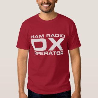 Amateurfunk-Betreiber Hemden