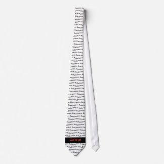 Amateurradio und schwarzes Rufzeichen 2 Krawatte