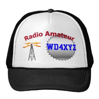 Amateurradiohut Kult Mützen
