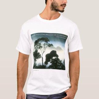 Amazonas-Regenwald an der Dämmerung T-Shirt
