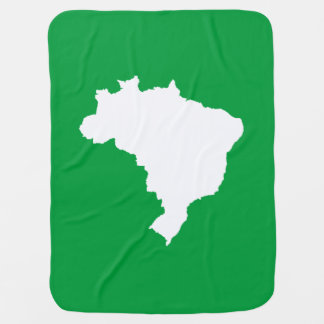 Amazonisches grünes festliches Brasilien bei Puckdecke