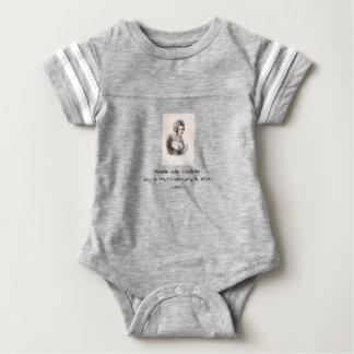 Amélie Julie Candeille c1810 Baby Strampler