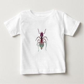 Ameisen-Kunst Baby T-shirt