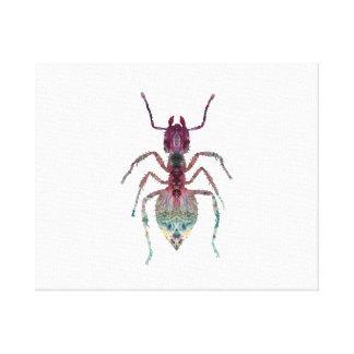 Ameisen-Kunst Leinwanddruck