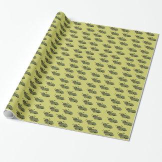 Ameisenarmee Geschenkpapier