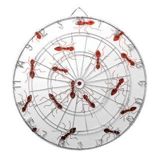 Ameisenmätzchen Dartscheibe