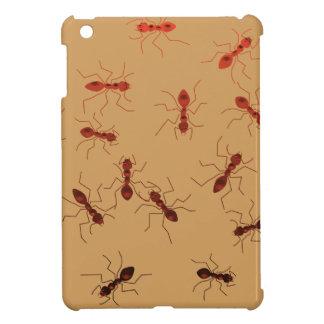 Ameisenmätzchen iPad Mini Hülle