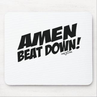 AMEN Beatdown Mauspad