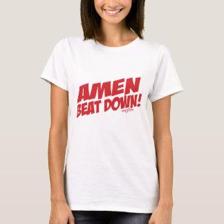 AMEN Beatdown R T-Shirt