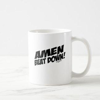 AMEN Beatdown Tasse
