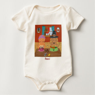 Amen! Erntedank-Baby-T - Shirt