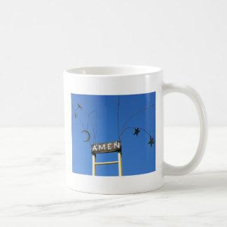 Amen Kaffeetasse