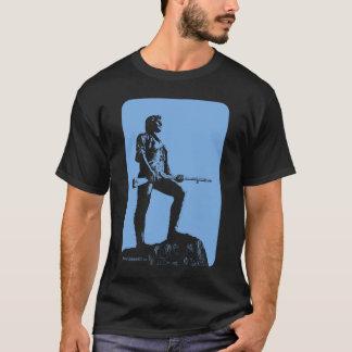 AmendmentII winziges Mann-Logo-Shirt T-Shirt