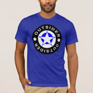 American Blue Star T-Shirt