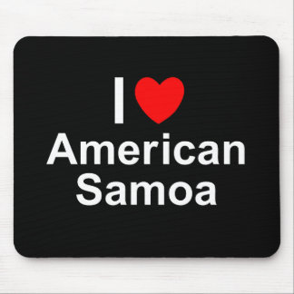 American Samoa Mousepad