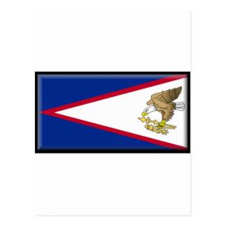 American Samoa Postkarte