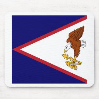 American- Samoaflagge Mousepad