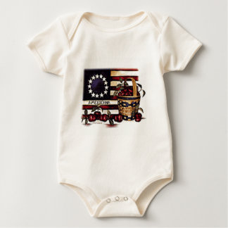 AMERICANA BABY STRAMPLER