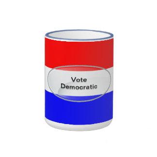 Americana:  Politik Ringer Tasse