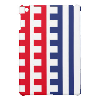 Americanakamm-Zahn iPad Mini Hülle