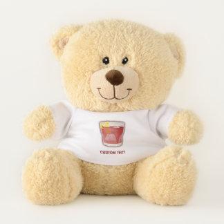 Americano Cocktail Teddybär