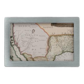 Amerika 1679 rechteckige gürtelschnalle