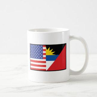 Amerika Antiqua Barbuda Kaffeetasse