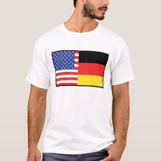 Amerika Deutschland T-Shirt