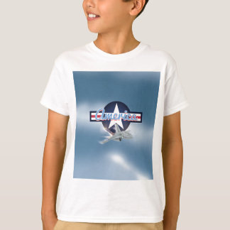 Amerika-Düsenjäger-Luftwaffe T-Shirt