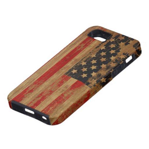 Amerika Flagge Schutzhülle Fürs iPhone 5