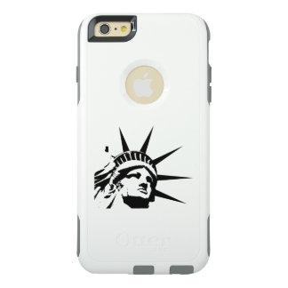 Amerika-Freiheitsstatue USA Vereinigte Staaten OtterBox iPhone 6/6s Plus Hülle