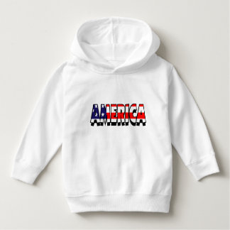 Amerika! KLEINKINDHOODIE Hoodie