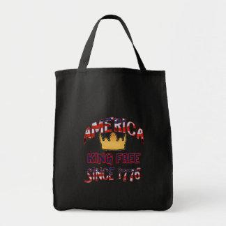 Amerika-König Free Einkaufstasche