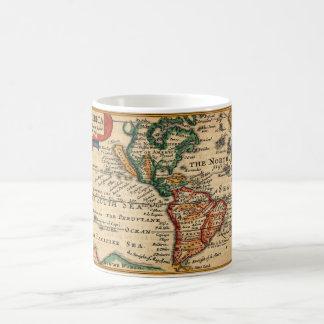 Amerika u. Kalifornien 1646 Kaffeetasse