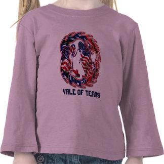 Amerika wird nicht bitte sieht Anmerkungen T Shirts