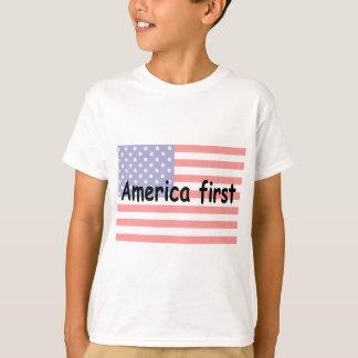 Amerika zuerst T-Shirt