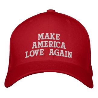 Amerikaner bewertet Hut