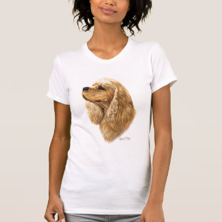 Amerikaner Cocker spaniel T-Shirt