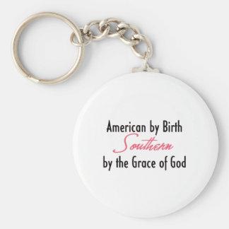 Amerikaner durch die Geburt, südlich von Gnaden de Schlüsselbänder