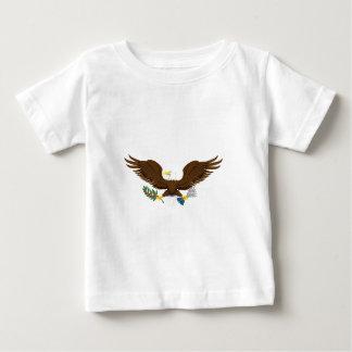 AMERIKANER EAGLE BABY T-SHIRT
